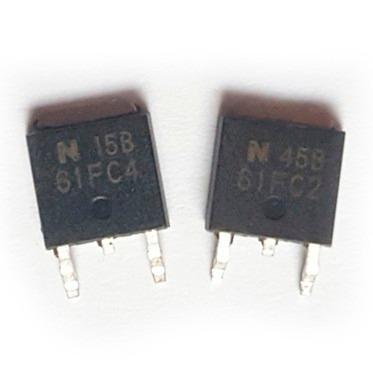 par de transistor ea61fc4 61fc4 61fc2 to-252 nuevos