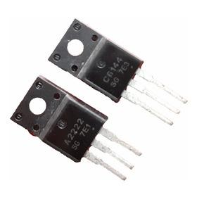 Par De Transistores A2222 Y C6144 Para Reparaciones Epson