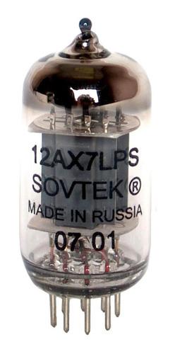 par de válvulas 12ax7 lps sovtek ecc83 7025 made in russia