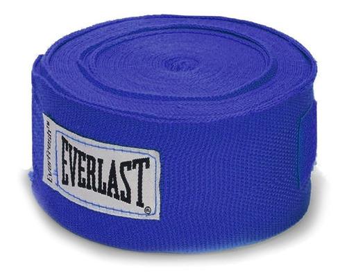 par de vendas de boxeo con dedal 120'' everlast