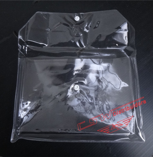 par envelope plástico c/ logo vw