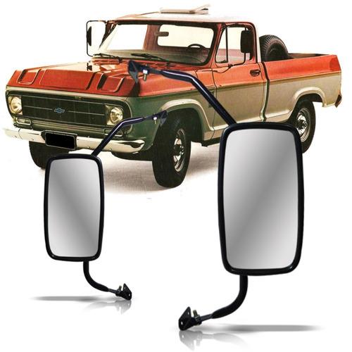 par espelho retrovisor d10 c10 c14 a10 64 a 85 veraneio