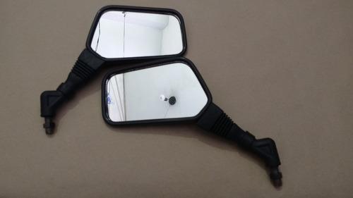 par espelho retrovisor ( imitação ) cb 450 e dx tr custon