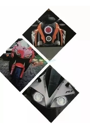 par farol de milha ultra led u12 30w 12v auxiliar moto
