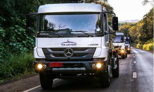 Par Farol Mercedes Benz Atego 2013 2014 2015 2016 2017 2018
