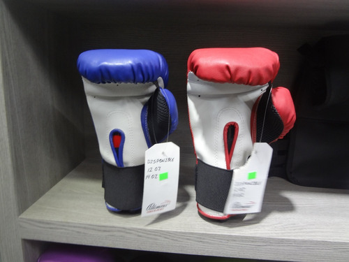 par guantes box boxing gear palomares genuino fpx