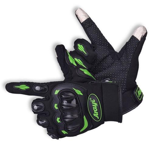 par guantes para moto