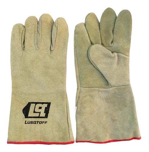 par guantes soldador kevlar lusqtoff guante de soldar