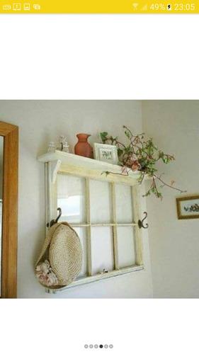 par janelas antigas madeira demolição 1,22 x 0,74cm