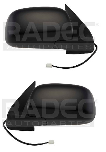 par juego espejos toyota tacoma 2005 - 2011 electrico  rxc
