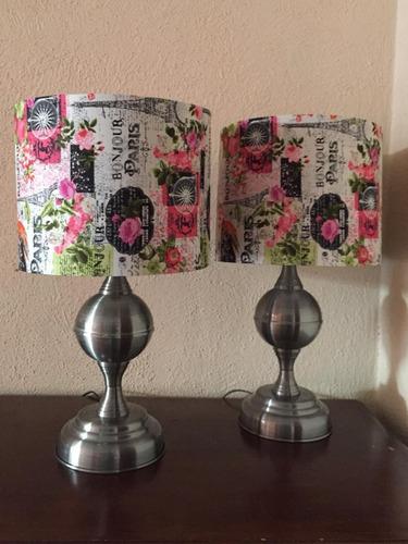 par lámparas para