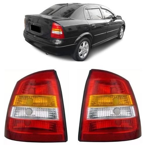 par lanterna astra sedan tricolor 1998 1999 2000 2001 2002