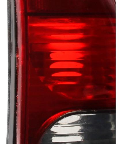 par lanterna corsa hatch 4p pickup wagon 2000 2001 2002 fumê