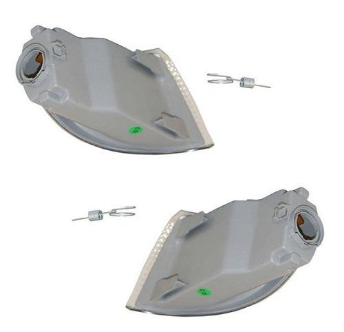 par lanterna dianteira seta logus pointer cristal todos