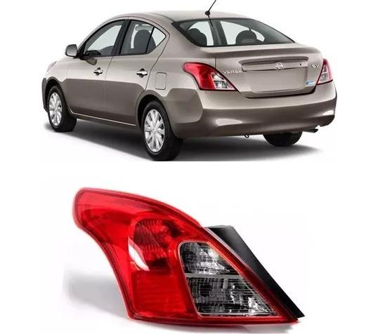 Par Lanterna Nissan Versa 2012 2013 2014 2015 2016 2017