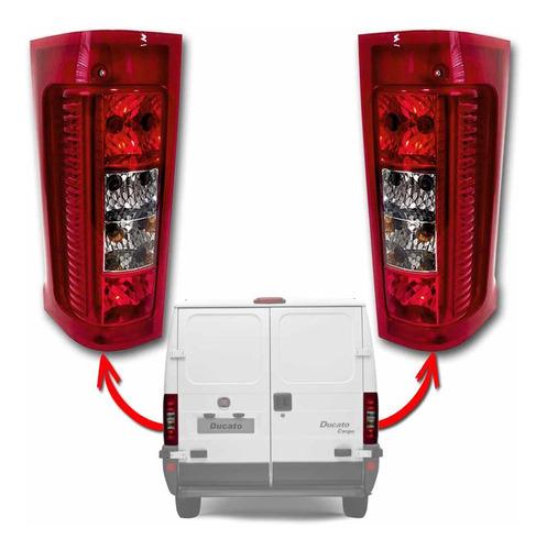 par lanterna traseira fiat ducato multijet 2011 original