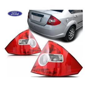 Par Lanterna Traseira Fiesta Sedan 2008