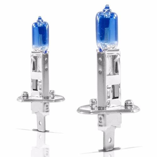 par lâmpada h1 super branca orbe iris next 12v 55w