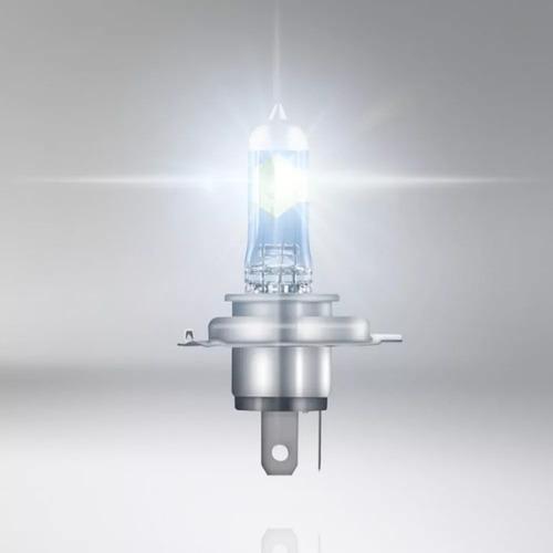 par lâmpada osram h4  night breaker laser 130% 3900k