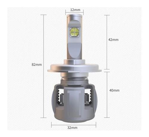 par lâmpadas xhp70 h4 cree led 15600 lm canbus 12v 24v