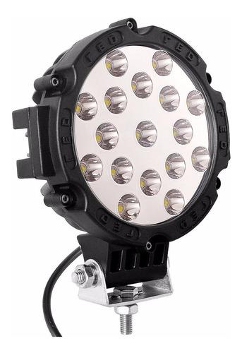 par luces halogenos led 51w noche carro 12v 24v*