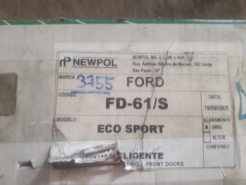 par maquina vidro eletrico dianteiro kit ford ecosport 03/12