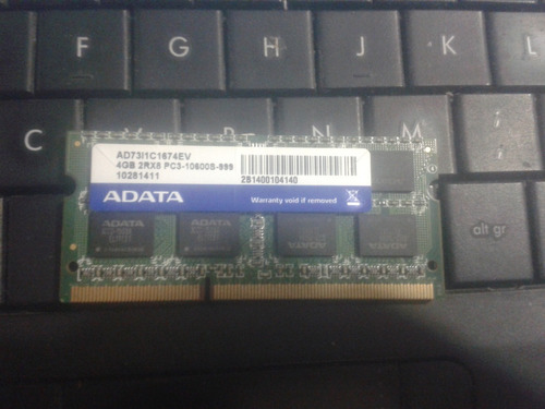 par memoria ram laptop ddr3 4gb 12800 expande tu lap