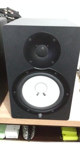 par monitor estúdio yamaha hs80 110v