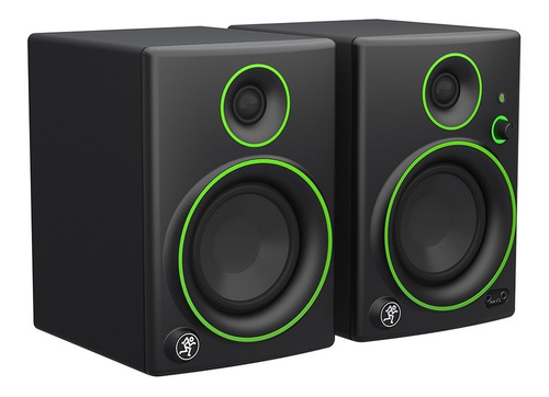 par monitores multimedia mackie cr4bt 50w bluetooth