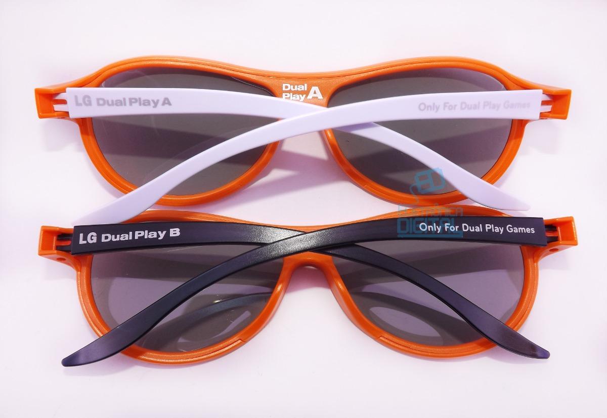 da48c956a par óculos 3d dual play passivo lg ag-f310 ag-f400 original. Carregando  zoom.