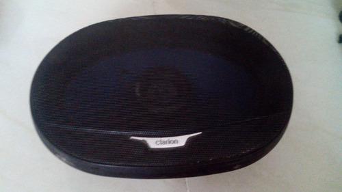 par parlantes clarion srr6953 200 watts car audio