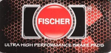 par pastilha dafra next 250 fischer fj2510sm + fj2520sm