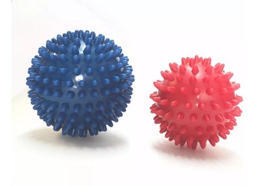 par pelotas pinches masajes texturadas macizas estimulacion