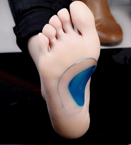 par plantillas ortopedicas pie plano, silicona, envío gratis