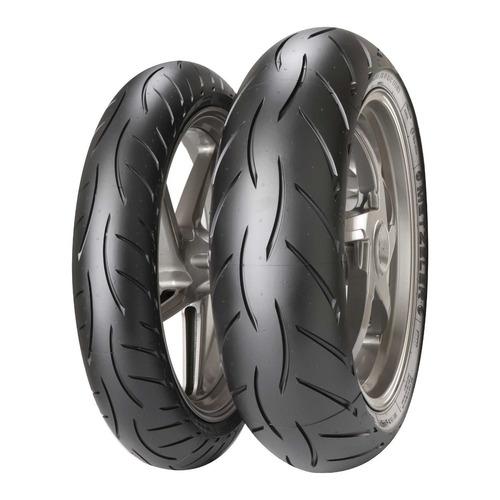 par pneu 120/70 +180/55 17 metzeler sportec hornet 600 fazer