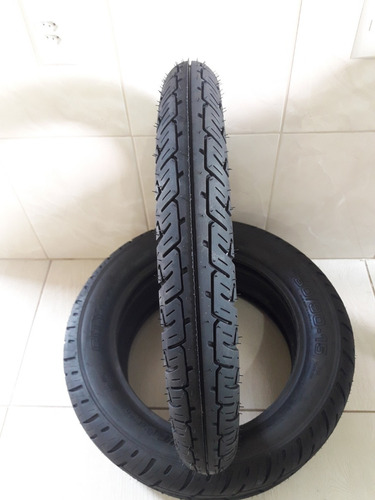 par pneu 130/90-15 e 3.00-18 technic virago 250 kansas 250