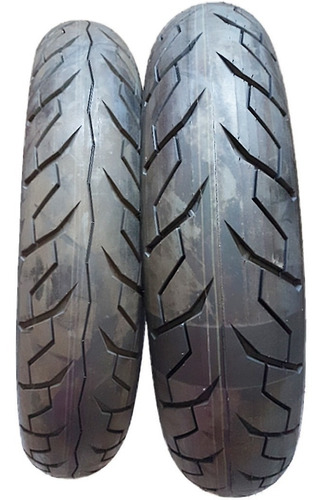 par pneu 140/70-17 e 110/70-17 matrix sport cb300 next