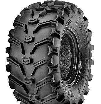 par pneu 24 8 12 dianteiro kenda quadriciclo fourtrax 420