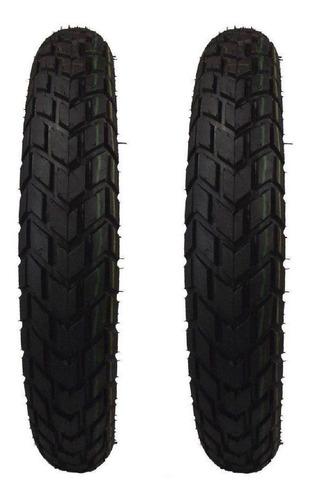 par pneu 90 90 +  2.75 18 remold r34 titan 150 125 160 fan r