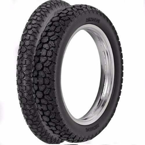 par pneu bros explore 110/90-17 + 90/90-19 wh21 rinaldi