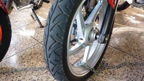par pneu cb 300 cb300 cb300r 300r traseiro + dianteiro 0119