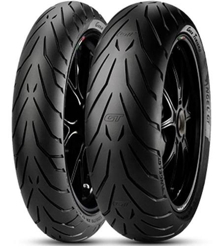 par pneu cbr 1000 rr 190/50r17 + 120/70r17 angel gt pirelli