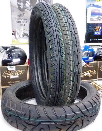 par pneu cg 125 150 fan titan ks es esd tras.+ diant 0121