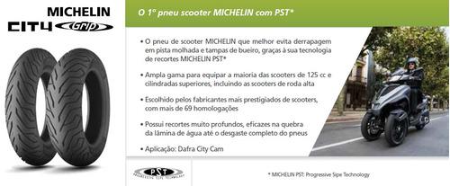 par pneu citycom michelin 130/70-16 110/70-16 city grip *