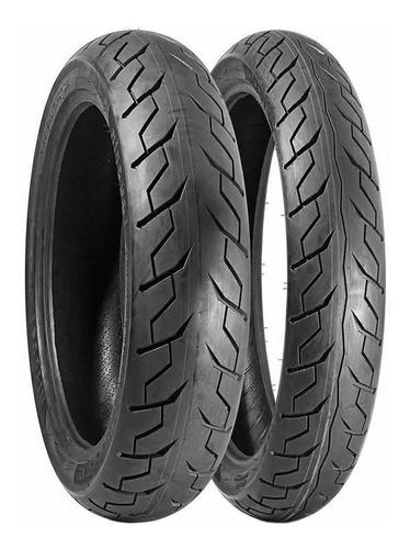 par pneu fazer 250 traseiro dianteiro * novo * levorin  0162