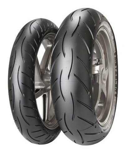 par pneu fazer 600 cb600f xj6 metzeler m5 sportec 160/60zr17