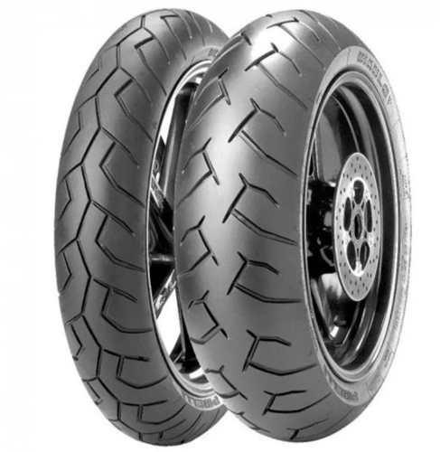 par pneu fazer hornet 600 120/70-17+180/55-17 pirelli diablo