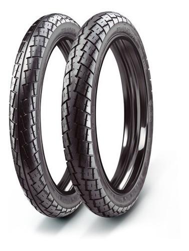 par pneu honda pop 100 todas dianteiro traseiro  br