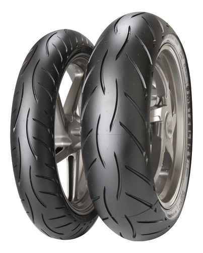 par pneu hornet xj 120/70-17 + 180/55-17 metzeler sportec m5