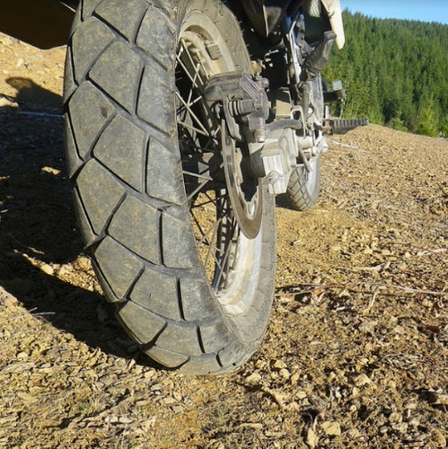 par pneu metzeler 100/90-19 + 130/80-17 tourance transalp